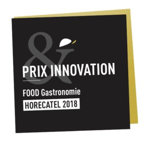 Prix innovation Horecatel 2018